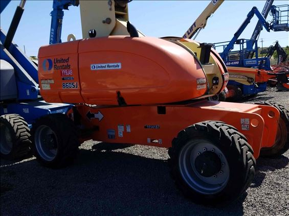 2009 JLG 860SJ Boom Lift