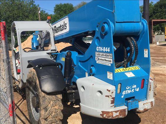 2013 Genie GTH-844 S Rough Terrain Forklift