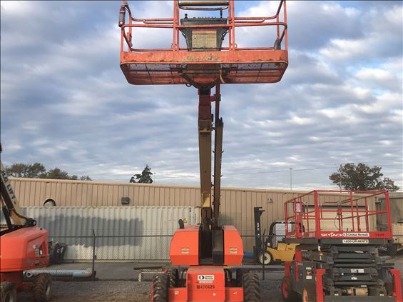2016 JLG 600S Boom Lift