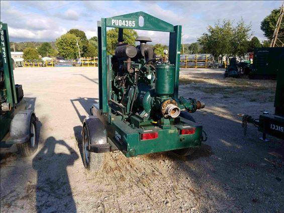 2007 Gorman-Rupp PA4A60-4045D Pump