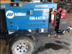 2017 Miller Welders BIG BLUE 400D Welder