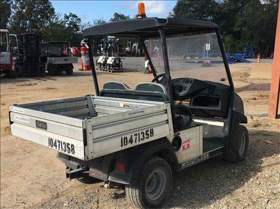 2016 Club Car CARRYALL 300 Utility Vehicle