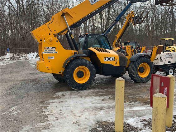 2018 JCB 510-56 Reach Forklift