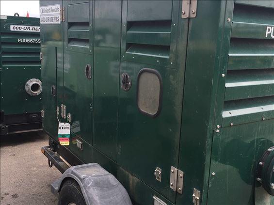 2011 BakerCorp BP66LS-GD66AT Pump