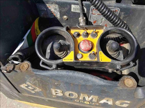 2013 BOMAG BMP8500 Walk-Behind Roller