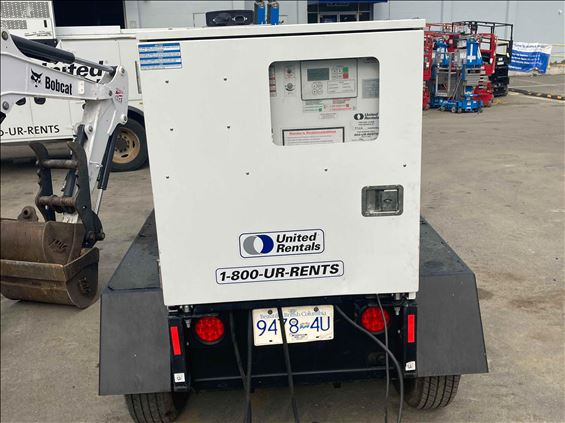 2018 Magnum Pro MMG55FHDCAN Diesel Generator