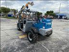2014 Genie GTH-5519 Rough Terrain Forklift