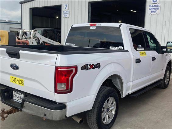 2016 Ford F150CREWXLTG4WD Truck