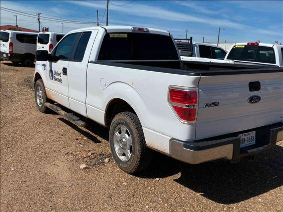2013 Ford F150SCABXLTG2WD Truck