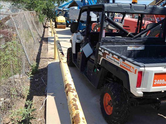 2016 Bobcat 3400XLD Utility Vehicle