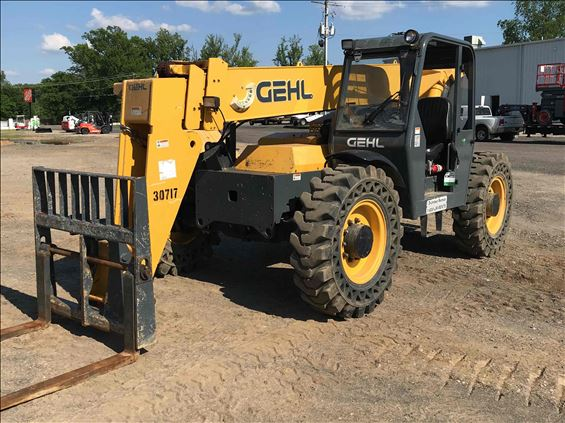 2016 Gehl RS6-42 GEN2 Rough Terrain Forklift