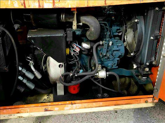 2013 JLG 260MRT Scissor Lift