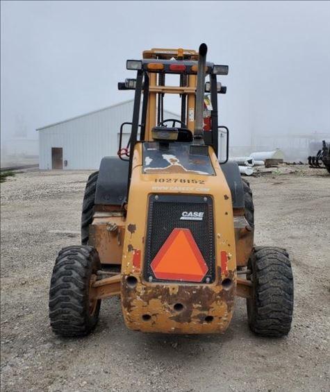 2014 Case 588H Rough Terrain Forklift
