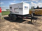 2015 Cummins C100D6R Diesel Generator