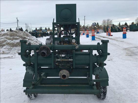 2012 Bayou Pumps H4X12C