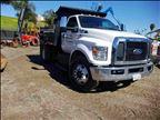 2016 Ford F650-DUMP-HYD Dump Truck