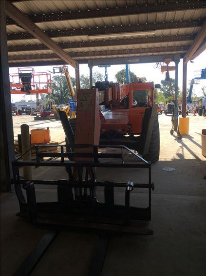 2012 SkyTrak 10054 Reach Forklift