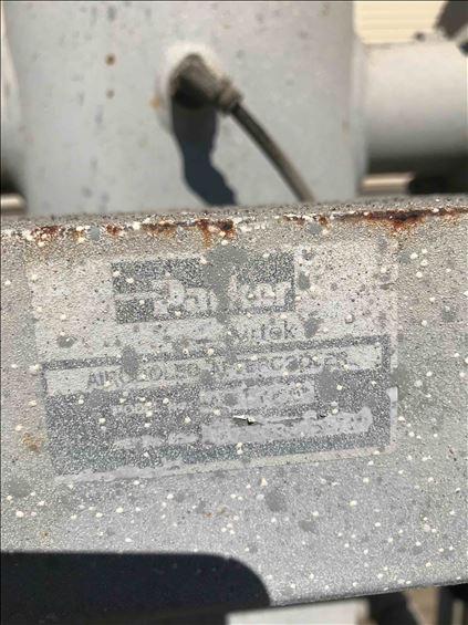 2007 Airtek ACR1000 Dehumidifier