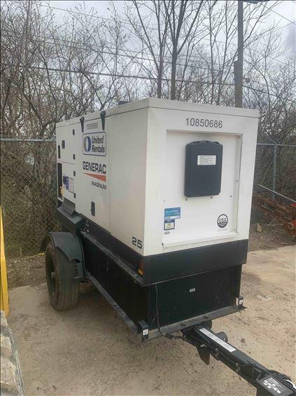 2018 Magnum Pro MMG25IF4 Diesel Generator