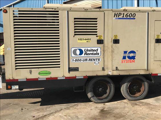 2014 Doosan HP1600WCU-IQT4I Air Compressor