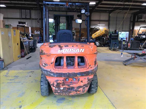 2013 Doosan D45S-5 Warehouse Forklift