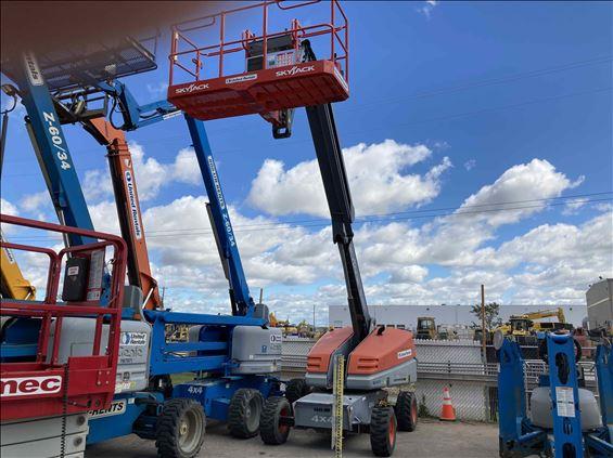 2011 Skyjack SJ45T Boom Lift