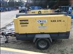 2013 Atlas Copco XAS375JD Air Compressor