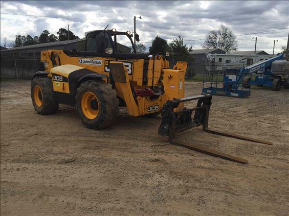 2012 JCB 550-170 Reach Forklift