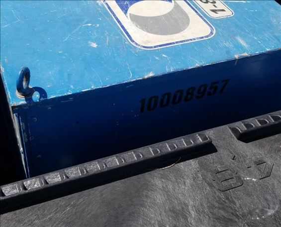2011 Mosebach HBX1504803Q-G3 Heater
