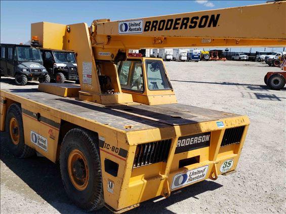 2004 Broderson IC-80-3G Crane