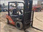 2015 Toyota 8FGU25 Warehouse Forklift