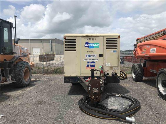 2013 Doosan HP1600WCU-IQT4I Air Compressor