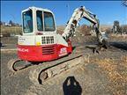 2014 Takeuchi TB180FR Excavator