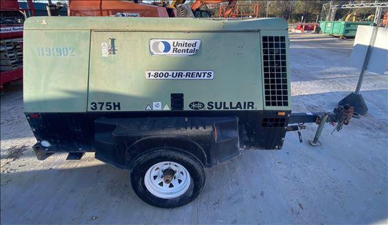2011 Sullair 375HDPQ-JD Air Compressor