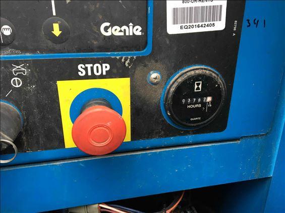 2012 Genie GS-4390 RT Scissor Lift