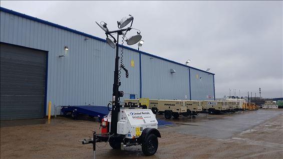2018 Magnum Pro MLT4200V Towable Light Tower
