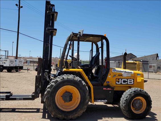 2014 JCB 930-2 Rough Terrain Forklift