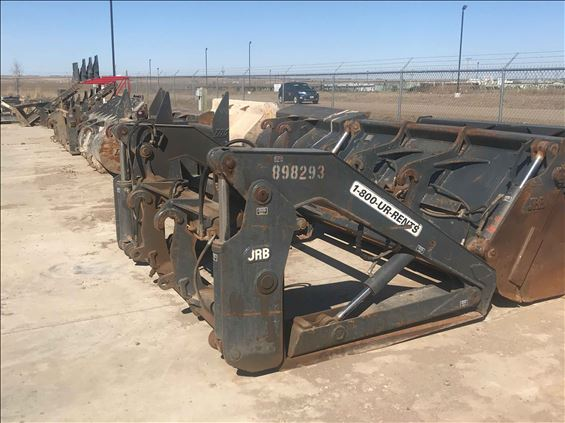 2011 Case QC300DTCPF10660 Earthmoving Attachment