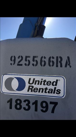 2012 Genie Z-45/25J IC Boom Lift
