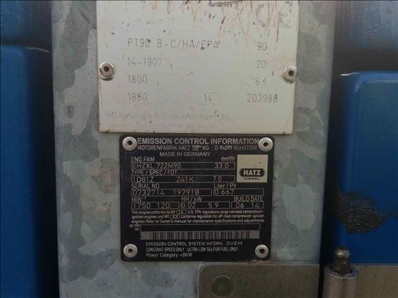 2014 BBA PT90 Pump