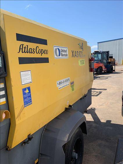 2013 Atlas Copco XAS750JD Air Compressor