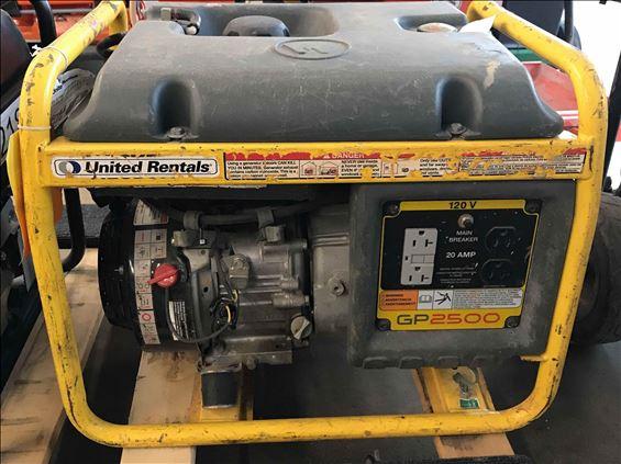 2014 Wacker Neuson G70 ERT T4I Diesel Generator