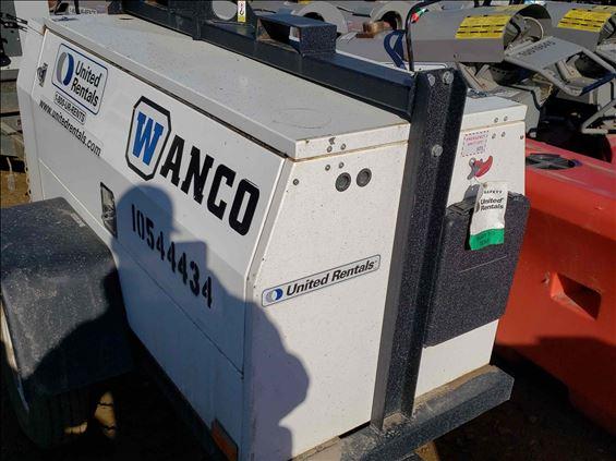 2016 WANCO WPG-LR Portable Generator