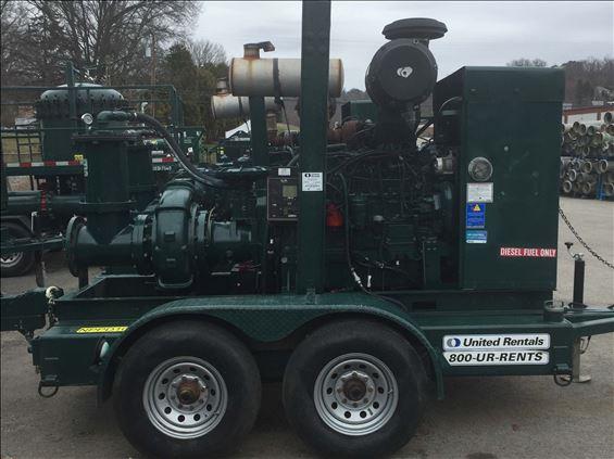 2010 Pioneer Pump PP108S17L716090 Pump