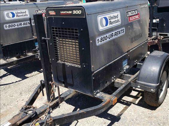 2015 Lincoln Electric Vantage 300 Welder