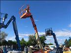 2014 JLG 340AJ Boom Lift