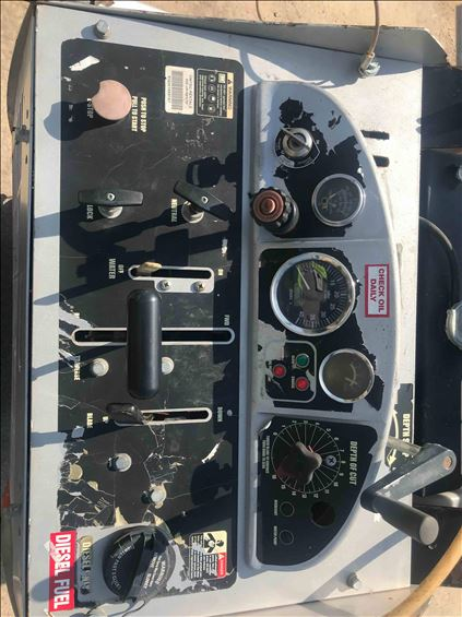 2017 Norton Clipper C4436SD Street Saw/Blade