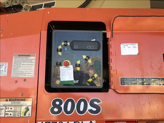 2008 JLG 800S Boom Lift