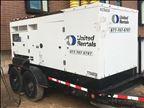 2014 Cummins C150D6RG Diesel Generator