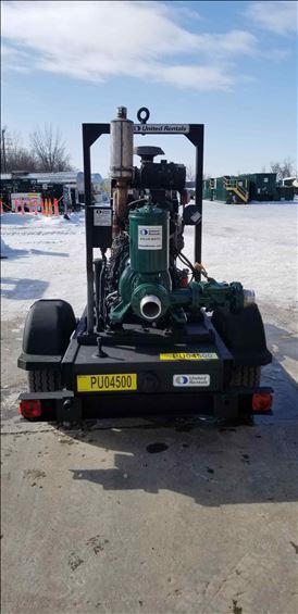 2010 BakerCorp BP44LS-GD66OT Pump